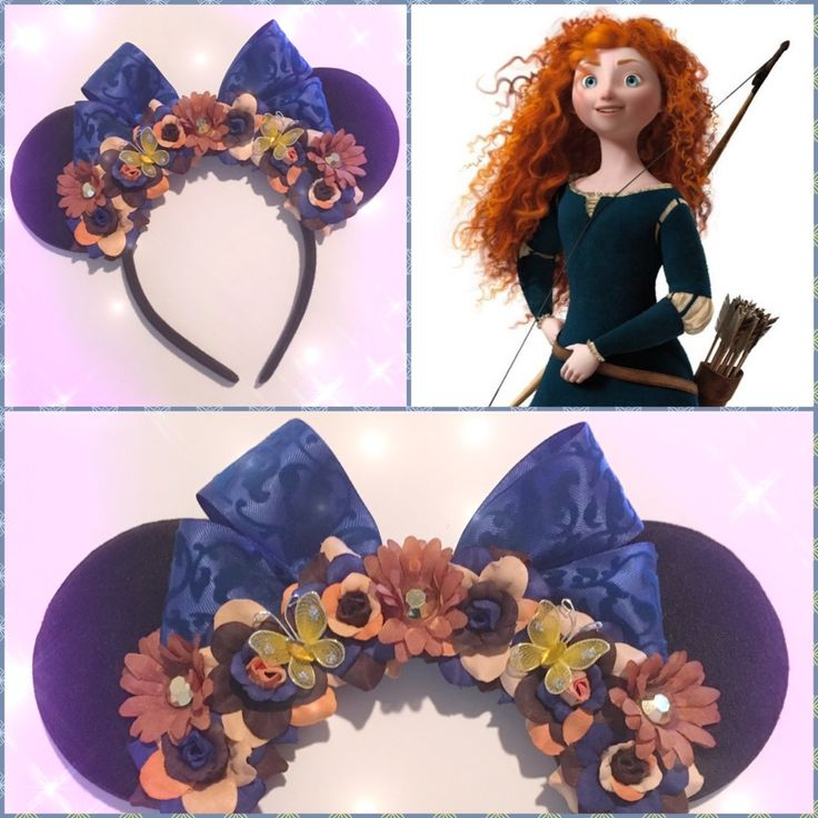 #LUVIT  Princess Merida Mouse Ears that went out to a Disney fan  Available at KittyKatrina.com in our Disney Ear Headbands Section  #brave #princessmerida #merida #disneyprincess #disneyears #mouseears #minniemouse #mickeymouse #minniemouseears #mickeymouseears #disneyfashion #disneystyle #disneyfan #disneybound #disneyland #disneyworld #disney #disneylandparis #disneycruise