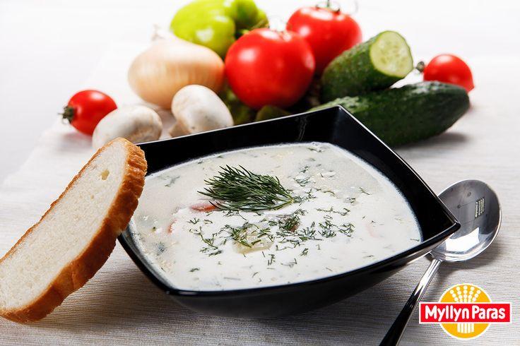 Овощной пшенный суп