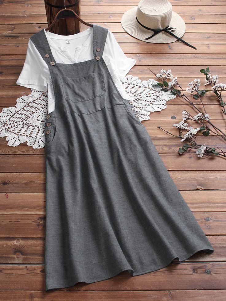 Blusas Vintage Plus Size y vestidos Bohe para mujer Móvil 7