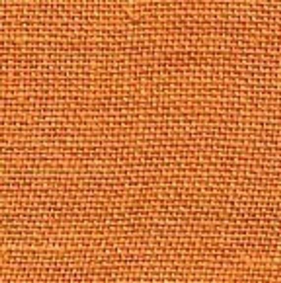 Carrot by Weeks Dye Works over dyed cotton thread