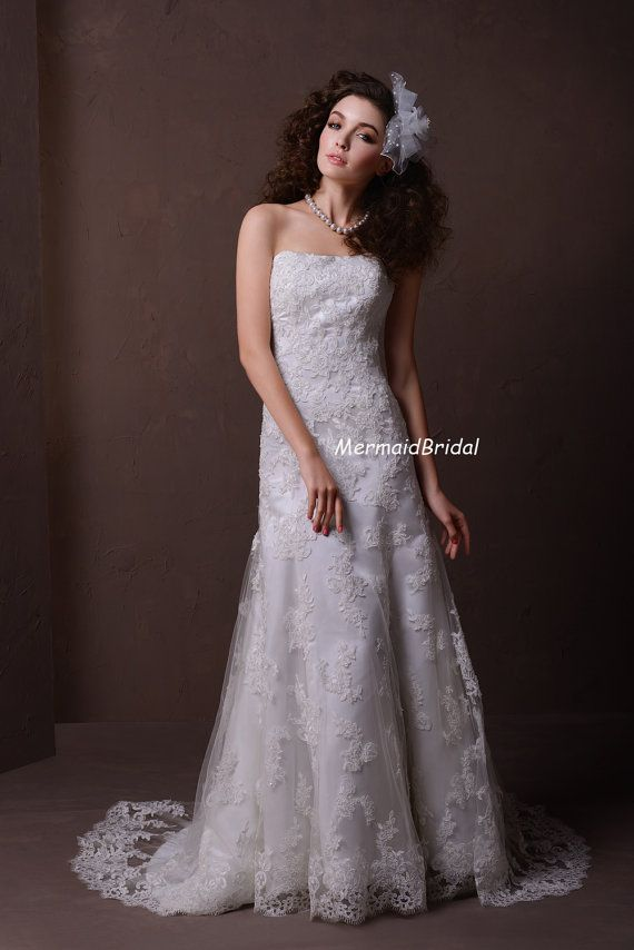 stylish lace trumpet wedding dress cap sleeves queen anne