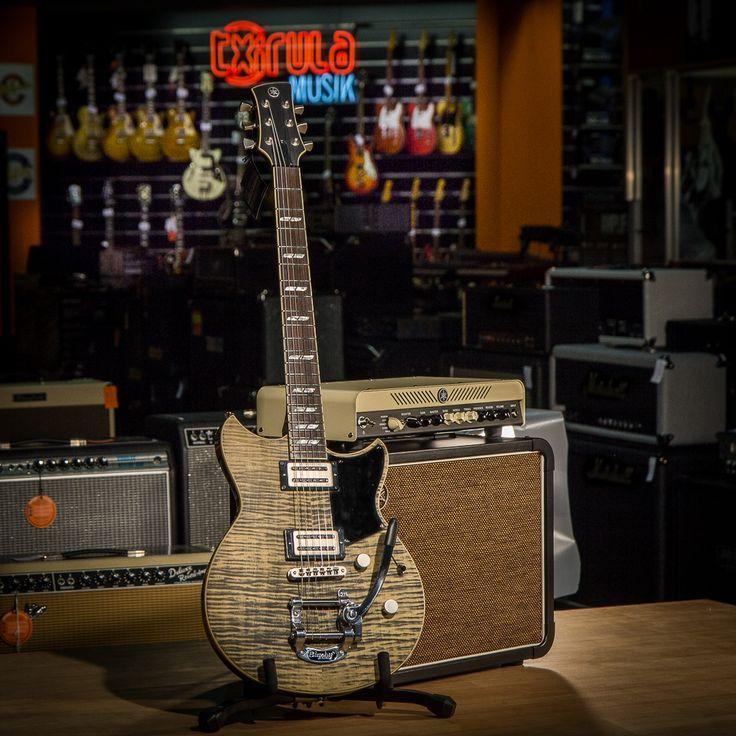 YAMAHA RS720B AGR  #guitar #guitarra #guitarist #guitars #guitarporn #txirula #txirulamusik #yamaha #yamahaguitars #revstar