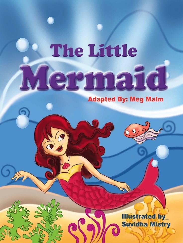 """""""The Little Mermaid""""   MeeGenius"""