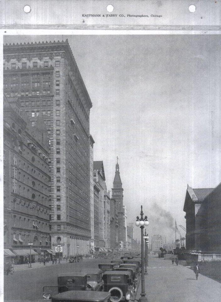 Michigan Avenue 1919 115 best 1871 GREAT