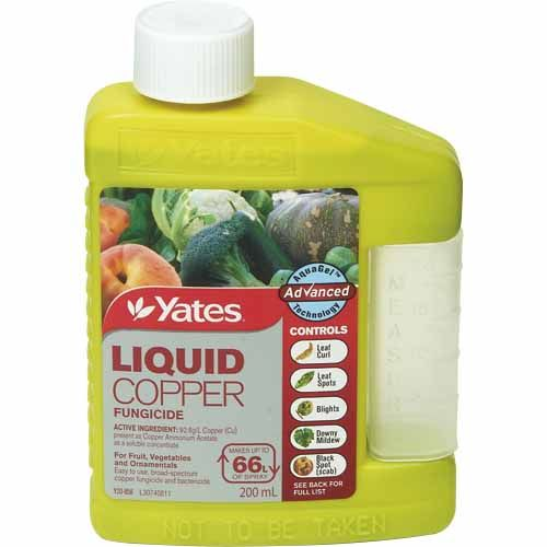 Yates Liquid Copper 200ml Concentrate - Mitre 10