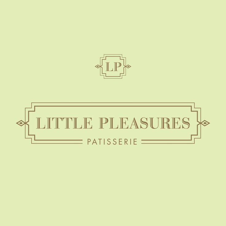 Logo Design - Little Pleasures