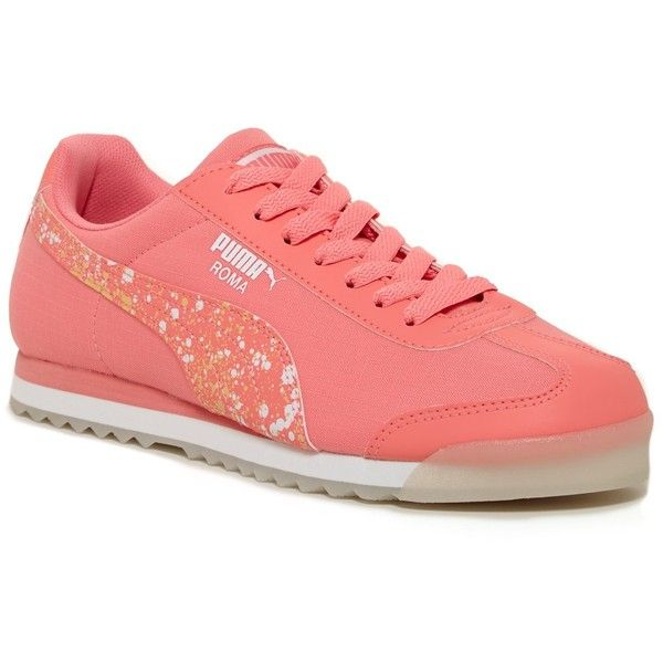 PUMA Rom Ripstop Sneaker ( 37) ❤ liked on Polyvore featuring shoes ... 94d463de2d72a