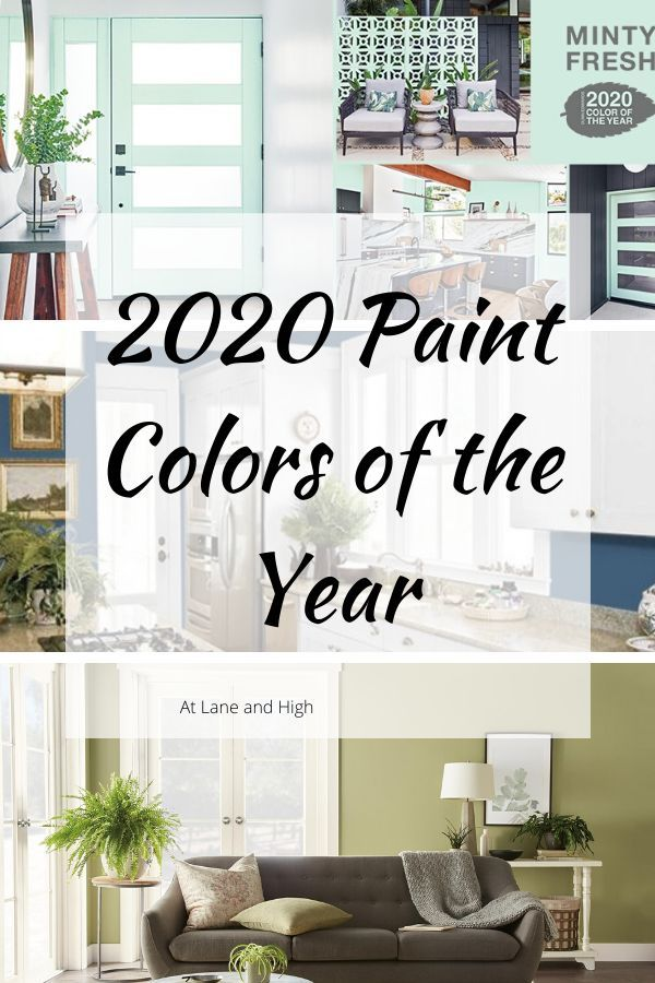 2020 Paint Colors Of The Year In 2020 Family Room Paint Home Decor Family Room Paint Colors