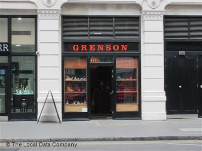 Grenson Shoes Liverpool St