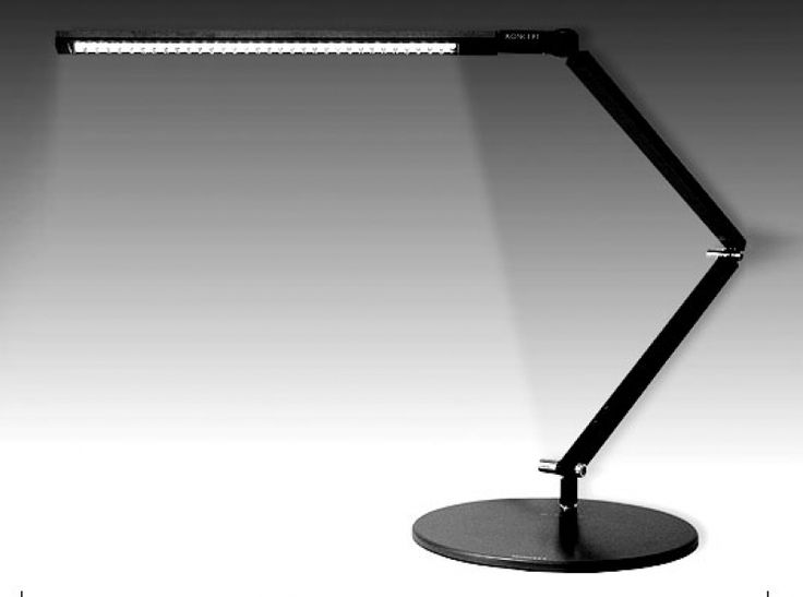 Desk Led Lamps Supersleek Led Desk Lamp – Z Bar  Koncept Koncept Z Bar Led Desk