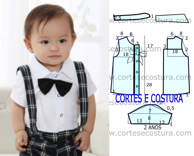 molde-de-camisa-infantil-grátis.png (671×542)