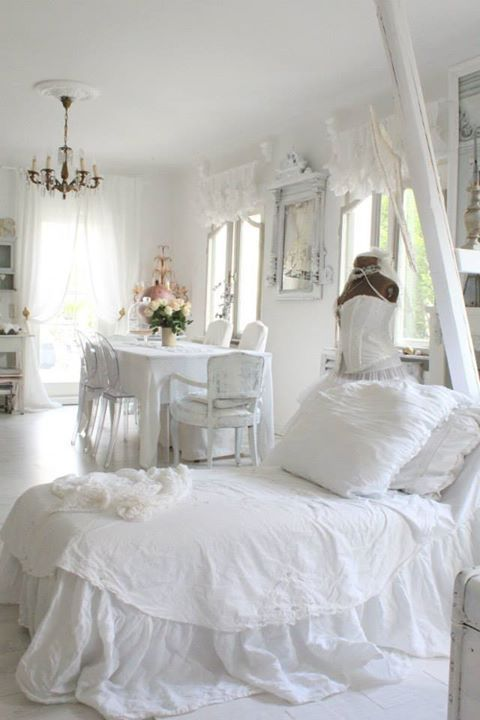 5117 Best Images About Romantic Shabby Sheik Rooms On