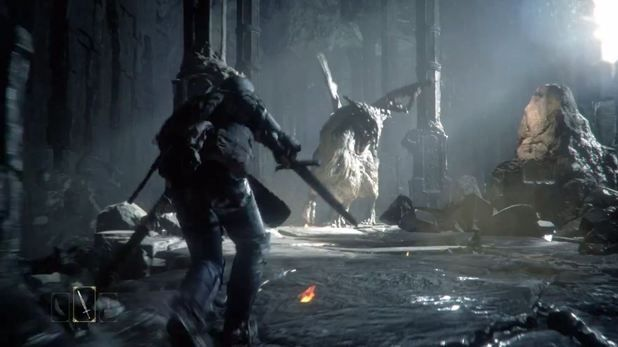 Deep down on #Ps4 http://ps4alerts.blogspot.in/2014/05/ps4-deep-down-screenshots.html