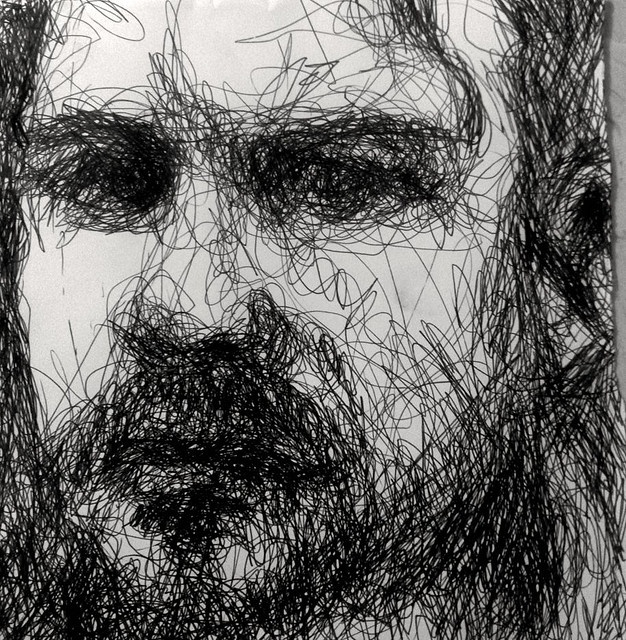 apg - pen portrait by razor_nl, via Flickr