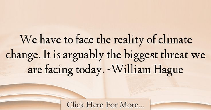 William Hague Quotes About Change - 9835