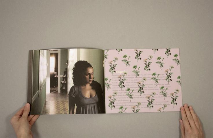 Pressbook del film LA ISLA INTERIOR detalle 3