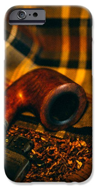 Winter In The Air iPhone Case by Cesare Bargiggia