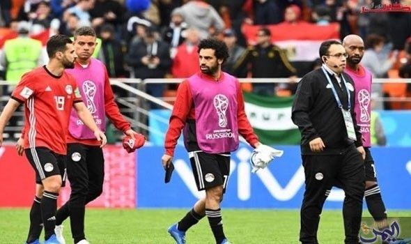 المنتخب المصري يودع كأس العالم بخسارة مخيبة للأمال من المنتخب السعودي Soccer World World Sports News World Cup