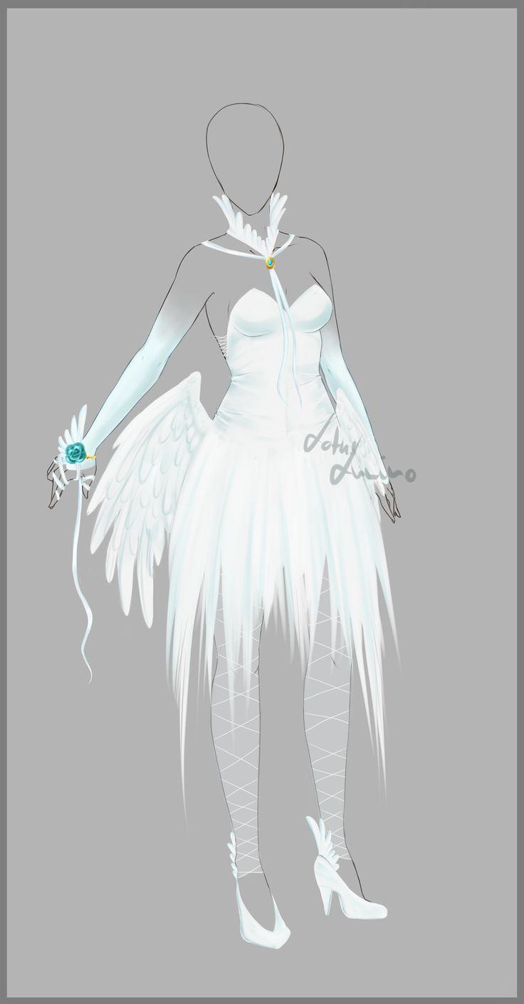 Outfit design - 70 - closed by LotusLumino.deviantart.com on @deviantART