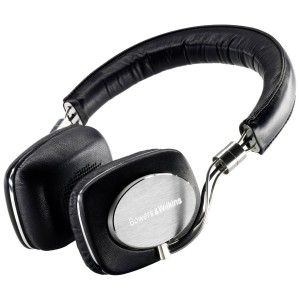 The Bowers & Wilkins P5 Headphones has closed-back design with rigid metal faceplates and sealed earpads guarantees that the detail and dynamic variety of your music is kept intact, while protecting simply enough ambient noise to provide you a sense of place. Perfect for listening to music on the go.