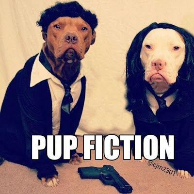Pup fiction