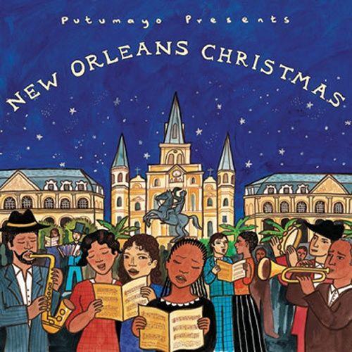 Putu Mayo - kerst CD - New Orleans Christmas | ♫ Music | Studio ArtStyles