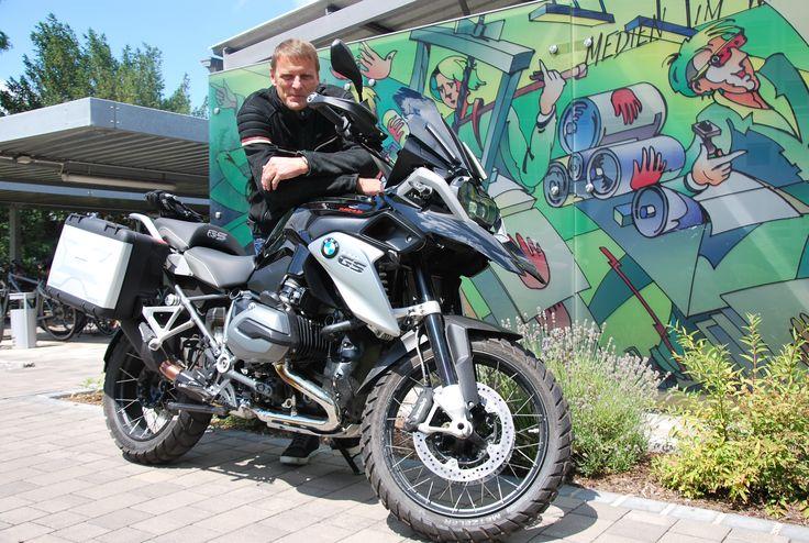 BMW R 1200 GS Triple Black Jekill & Hyde