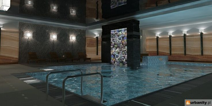 Swimming Pool @ Foksal Residence #2