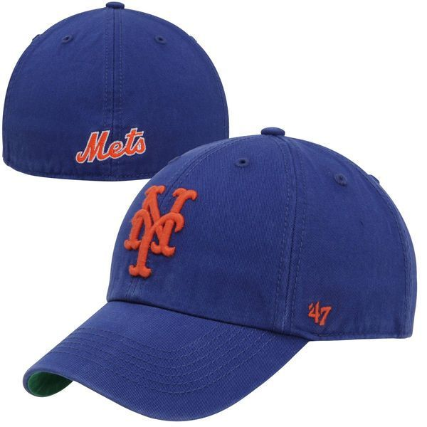 Men's New York Mets '47 Royal Game Franchise Fitted Hat, $29.99