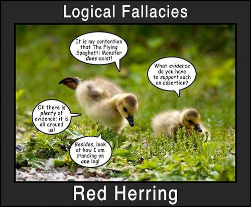Cocktail dress examples logical fallacies