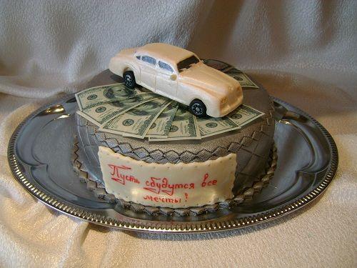 Надписи на торт для начальника