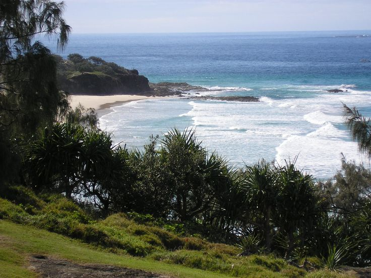 Frenchmans Beach in July 2009.