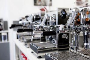 Bezzera Siebträger Espressomaschine