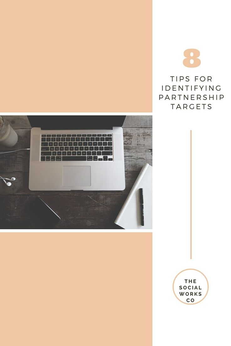 8 tips for  creating brand and influencer partnerships in social media In last week's blog post on Cross-pollination, I discussed the idea that you should think