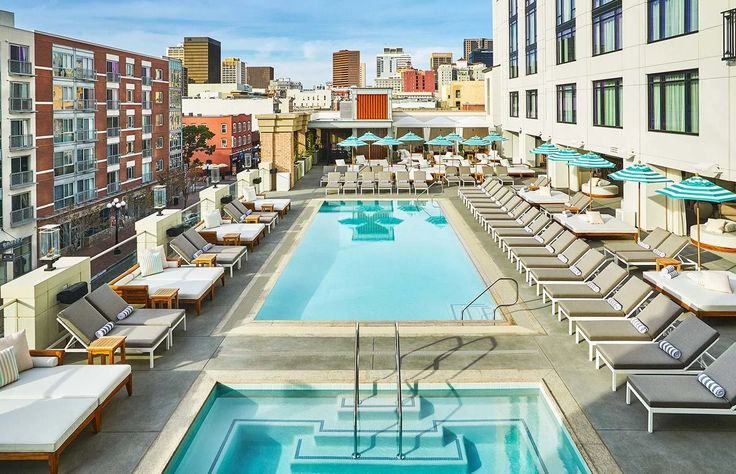 4 Favorite Hotels in San Diego