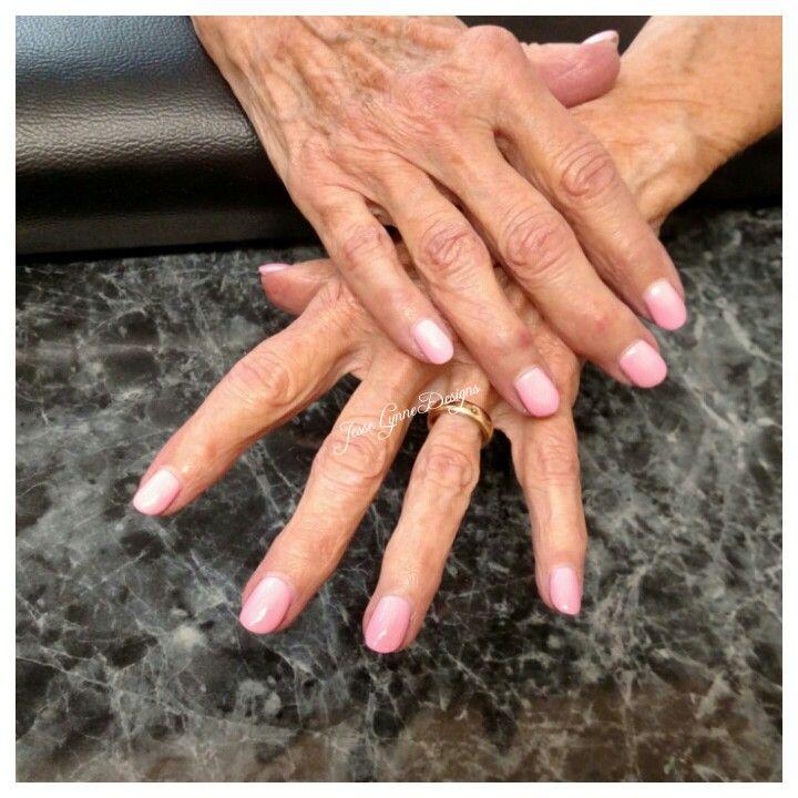 #pinknails #nails #acrylics #fullset #opi
