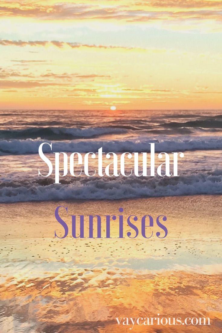 Spectacular Sunrises from Around the World. http://vaycarious.com/2017/01/17/sunrises/