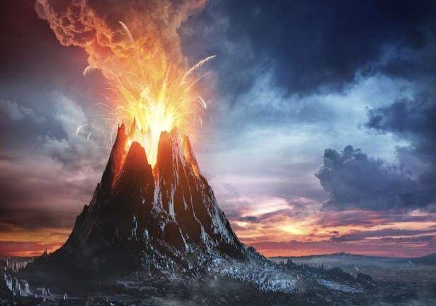 Một khu dân cư 73.000 năm trước trong thảm họa núi lửa được tìm thấy
