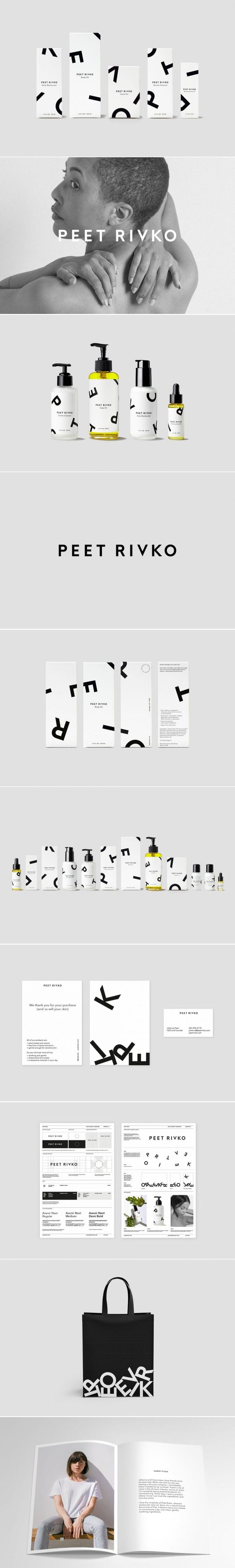 A Fresh Minimalist Design Approach for Plant-Based Skin Care — The Dieline - Branding & Packaging Design - created via https://pinthemall.net