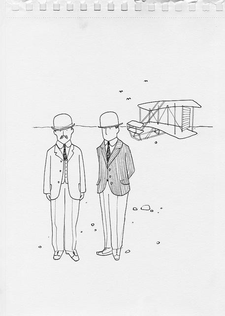grandes inventos, aeroplano