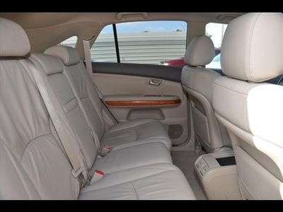 The Interior Of The 2008 Lexus RX 350 Now Available At Wholesale Inc. | Car