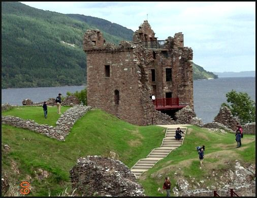 In Search of Castle Ruins and Loch Ness Monsters in The Scottish Highlands