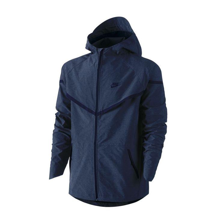 Veste coupe-vent Nike Tech Fleece Windrunner - 727349-065 – achat et prix pas cher - Go Sport
