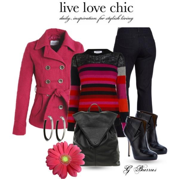 """Live Love Chic"" by gaburrus on Polyvore"