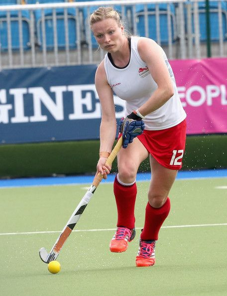 Hollie Webb - Hockey.