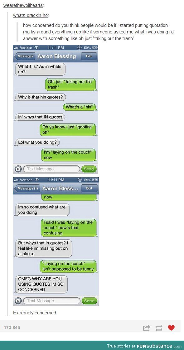 Omg I need to do this to someone. xD