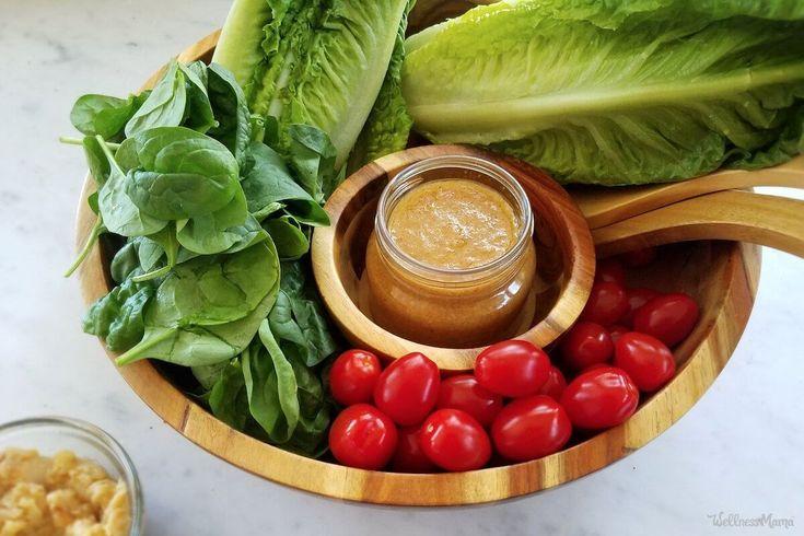 Gebratene Knoblauchsalat-Behandlung   – Salads