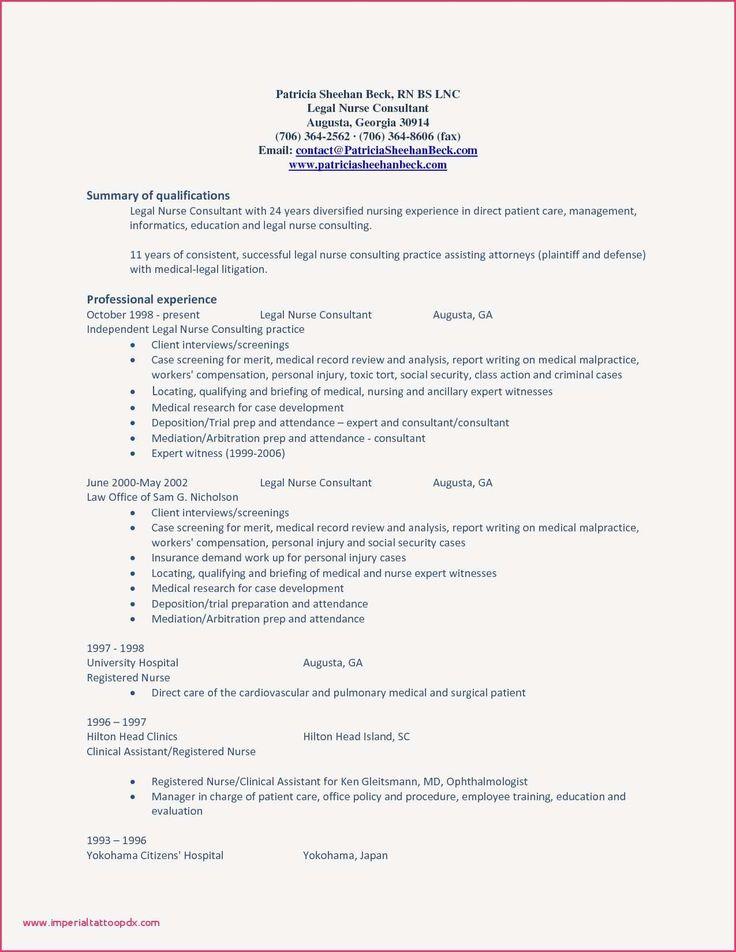 33+ Nurse educator resume objective examples ideas in 2021