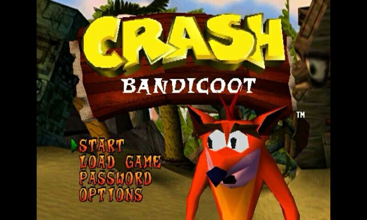My Old Good Friend <3 Love You Crash Bandicoot