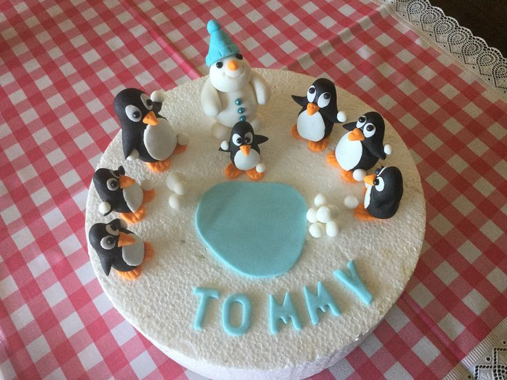 Tommies cake decorations